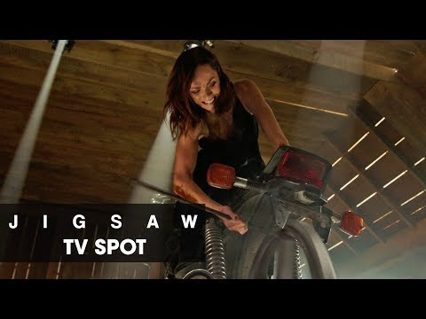 Jigsaw (TV Spot 'Number 1 Movie')