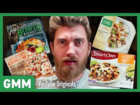 Frozen Diet Meal Taste Test