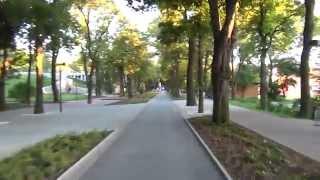 preview picture of video 'Busko-Zdrój, Park Zdrojowy (fragment)'