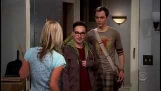 Leonard et Sheldon rencontrent Penny (VO)