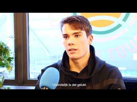 Ryan Nijboer verrast vriend en vijand in Ahoy: ,,Het is natuurlijk onverwacht