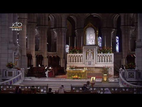 Prière du Milieu du jour du 26 mai 2021 des Bénédictines du Sacré-Coeur de Montmartre