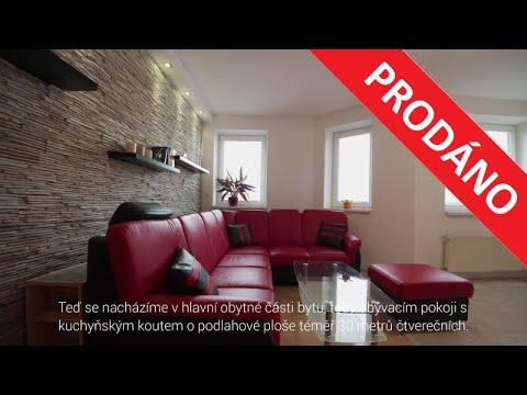 Video Prodej bytu 2+kk v osobním vlastnictví 57 m², Kuřim
