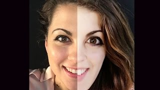 Women Photoshop Themselves With An Asian Beauty App