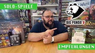 Empfehlungen | Solo-Spiele | Brettspiele | BIG PANDA V