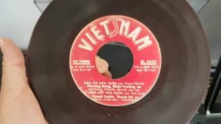 Dĩa Nhựa Trước '75 - Kỷ Niệm Một Mùa Xuân - Thanh Tuyền và Thanh Vũ