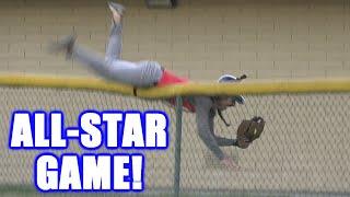 MOST INCREDIBLE ALL-STAR GAME EVER! | On-Season Softball Series