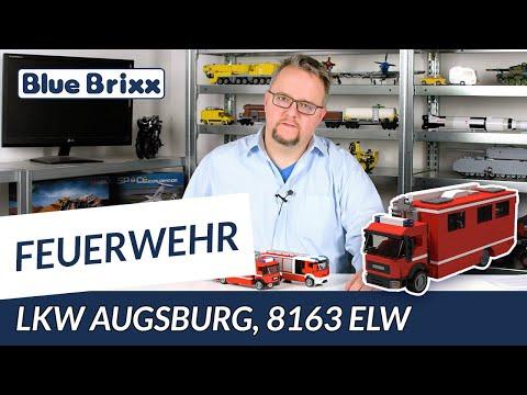 LKW Augsburg, Feuerwehr, 8163 ELW