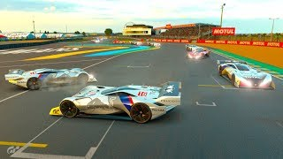 GT Sport - FIA GT Nations Cup GR.1 Le Mans - No Easy Start...