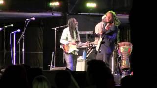 """Ziggy Marley: """"Black Cat"""", Luminato, Toronto 2014"""