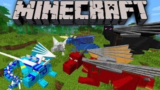Dragon Craft Mod | Mods For MCPE | UltimateCraft