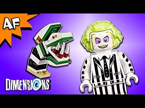 Vidéo LEGO Dimensions 71349 : Pack Héros Beetlejuice