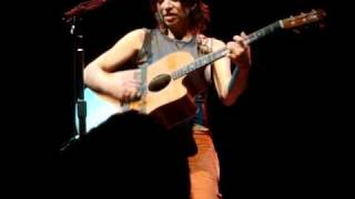 Ani DiFranco - Your Next Bold Move live at the Lowry, Manchester, UK