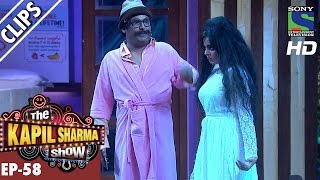 When Rajesh Arora Met The Witch The Kapil Sharma Show–6th Nov 2016