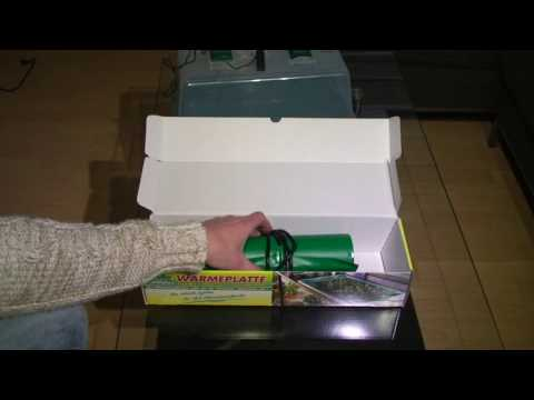 Produkttest - Heizmatte/Wärmematte von Bio Green im Test