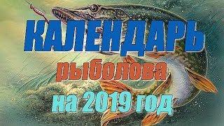 Календарь рыболова на весну в ленинградской области