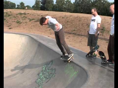 Eaton park Skatepark Norwich Montage 2