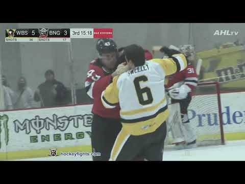 Ben Thomson vs. Billy Sweezey