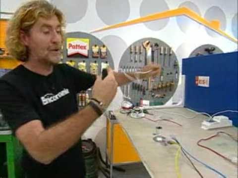 Bricomanía: Instalación de radio para baño