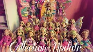 Winx Club - Mattel Collection Update - Part 2 (Flora)
