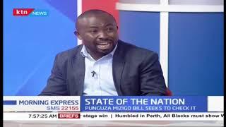 Kenyans raise concerns on over representation   Morning Express