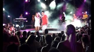 Сирушо, Sirusho Sakis Rouvas concert