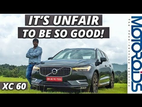 2018 Volvo XC60 India Review - It's Insanely Brilliant |  Packed With Tech And Features | Motoroids
