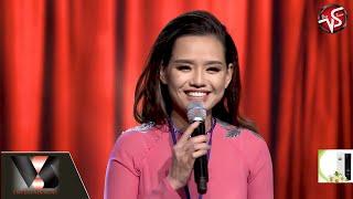 Giọng Ca Vàng - THE VSHOW 2018 - Vòng sơ tuyển 2  [Phần 4] - Vân Sơn,  Giao Linh, Lê Huỳnh