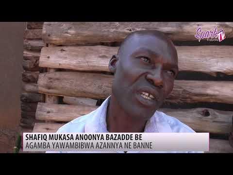 Wuuno omwana eyasimattuka okusaddakibwa tamanyiddwako babe