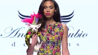 Anthony Rubio - LA Fashion Week - Canine Couture & Women's Wear - Dog Runway Show