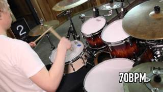 Richard Spaven Groove Lesson