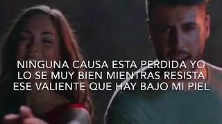 Un Milagro - María Parrado ft Antonio José ( letra )