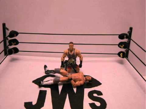 JWS - Rob Van Dam STANDING MOONSAULTS The Miz!
