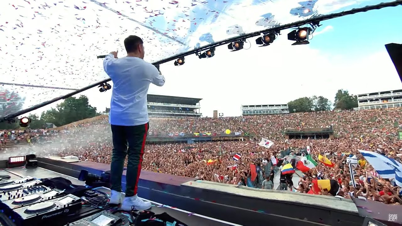 Jonas Blue - Live @ Tomorrowland Belgium 2019