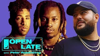 Open Late with Peter Rosenberg - Denzel Curry and Kyle, Plus Belly Freestyles With Bear the Dog