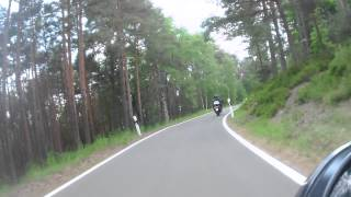 preview picture of video 'lazy's motovlog 01 - Hoeningen Lindemannsruh'