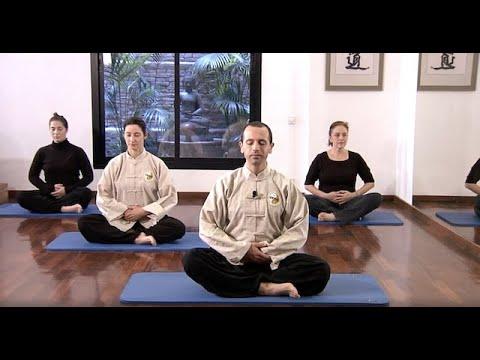 TAI CHI ONLINE | CLASE 4 | Movimiento en casa