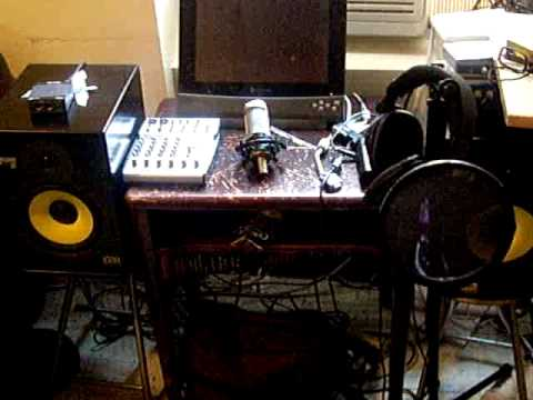 Pleasing My Home Recording Studio Set Up Please Comment Techmuze Largest Home Design Picture Inspirations Pitcheantrous