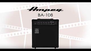 Ampeg BA 108V2 - Video