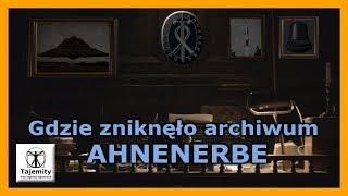 Gdzie zniknęło archiwum Ahnenerbe