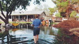 Farm Chores in the Flood 💦