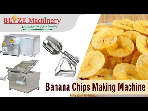 Snacks Making Machine