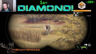 CALL OF THE WILD Zeroing In On a DIAMOND!! THEHUNTER 2017