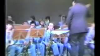 Биг Бэнд ВМУ (1988г Джаз Фест в Хабаровске)