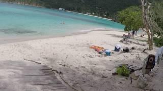 St John, U.S. Virgin Islands - October 2018