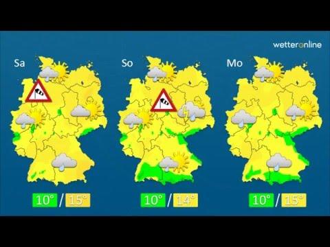 wetteronline.de: Das Wetter in 60 Sekunden (11.05.2016)