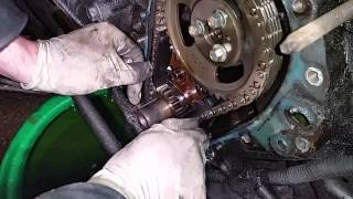 Step by Step Timing Chain Replacement Guide
