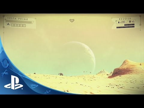 No Man's Sky - Gameplay Trailer | PS4 thumbnail