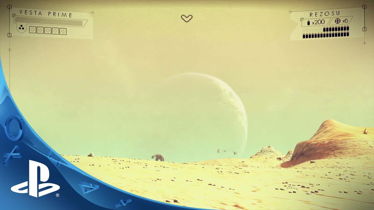 New No Man's Sky Videos Revealed