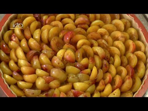 Baeckeoffe et tarte alsacienne aux mirabelles